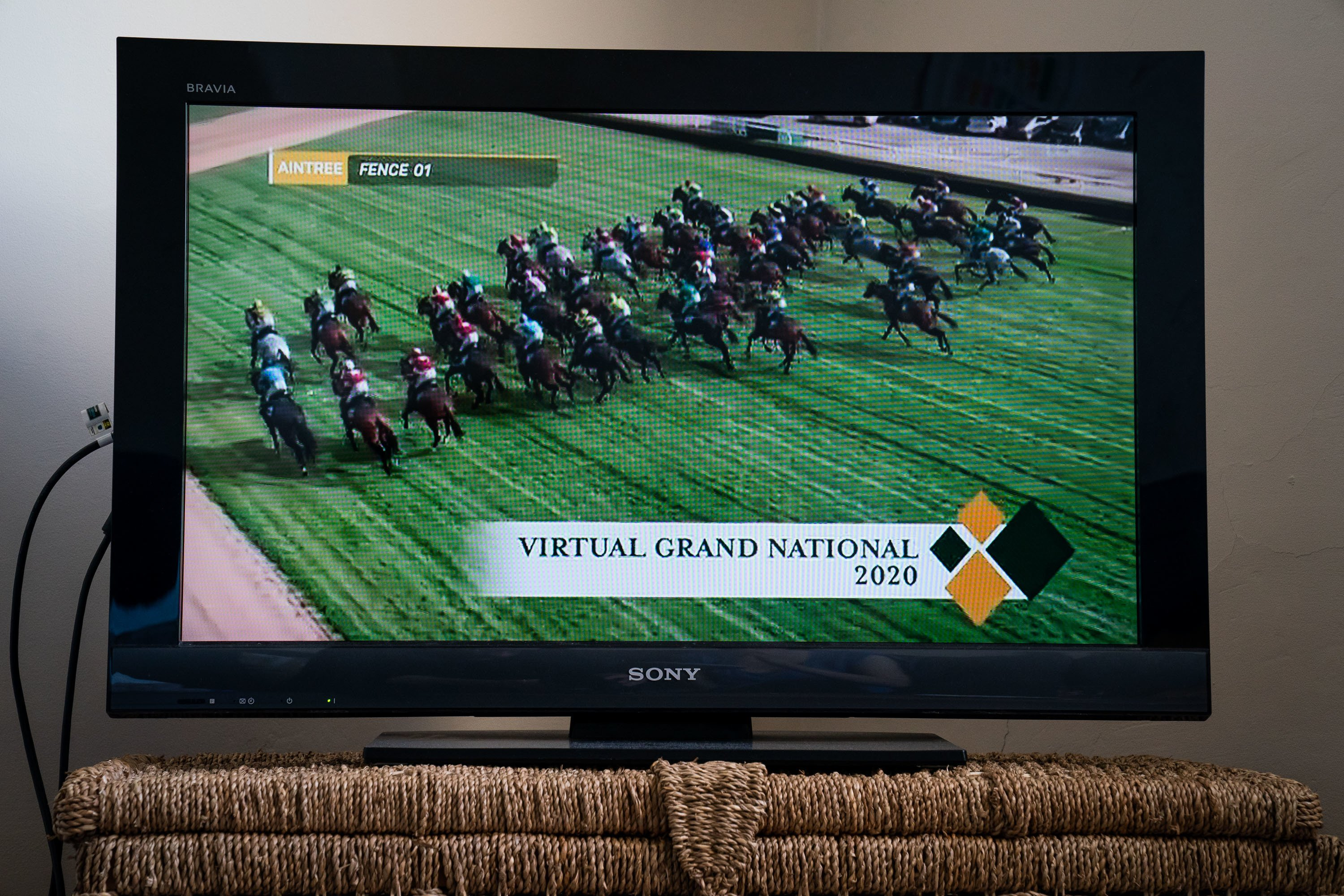 NHS wins Grand National