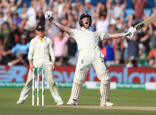 Fans will have to wait to see more heroics from Ben Stokes (PA Images)