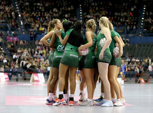 Celtic Dragons have been put on furlough (PA Images)