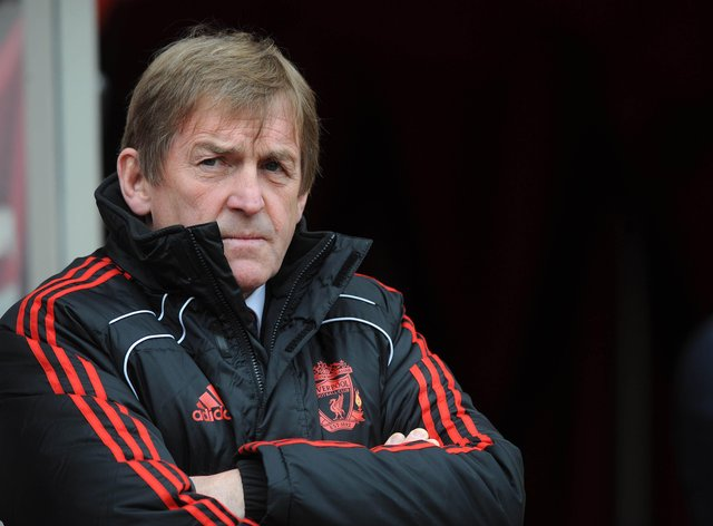 Dalglish is in hospital with the coronavirus (PA Images)