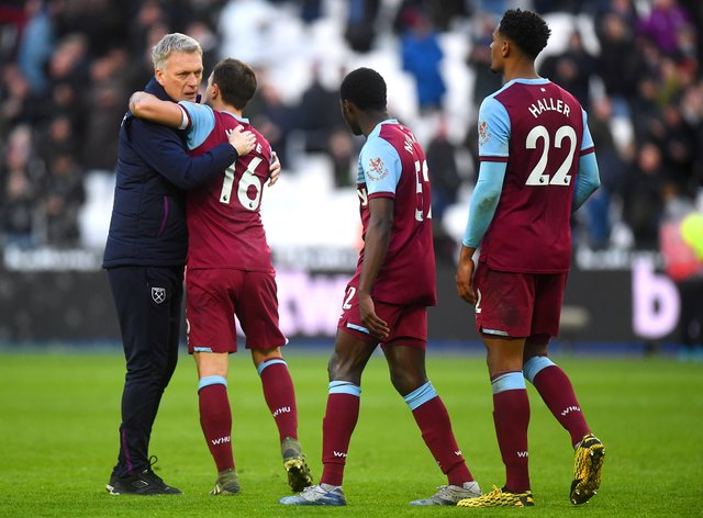 West Ham players take wage deferral while manager David Moyes and ...