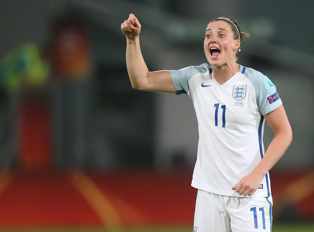 Moore is excited to play with Brazilian star Marta at Pride (PA Images)