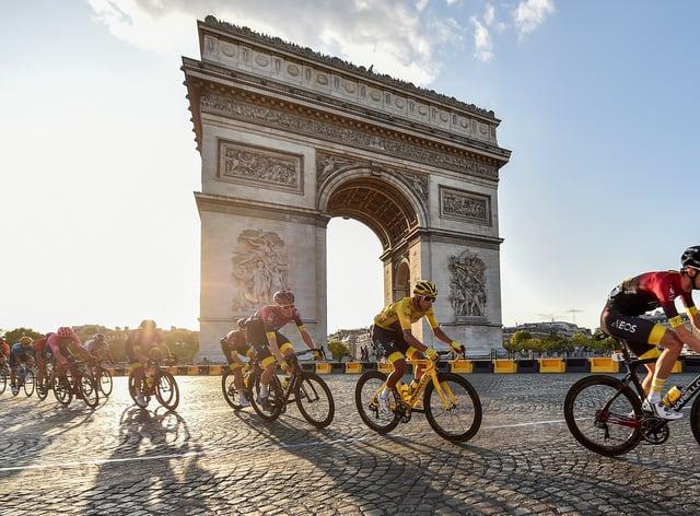 The Tour won't roll into Paris until September 20 (PA Images)