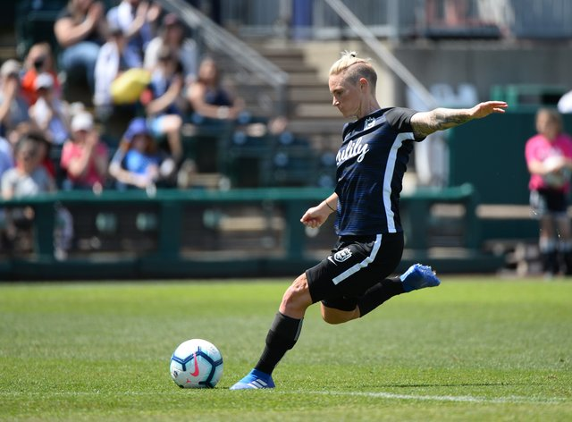 Fishlock suffered an ACL injury last July (PA Images)