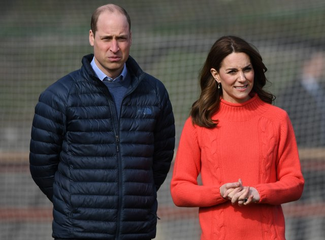 Prince William and the Duchess of Cambridge are launching a new mental health initiative (PA Images)