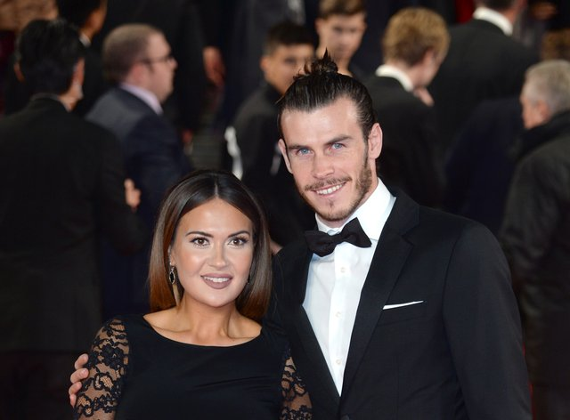 Gareth Bale and his wife Emma have made a huge donation to hospitals in their native Wales, and Spain, where they now live (PA Images)