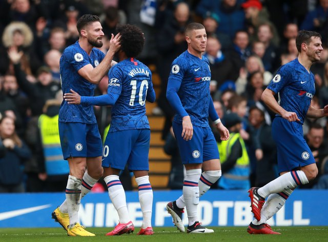 Chelsea also announced they will not be using the government's Coronavirus Job Retention Scheme during the crisis (PA Images)