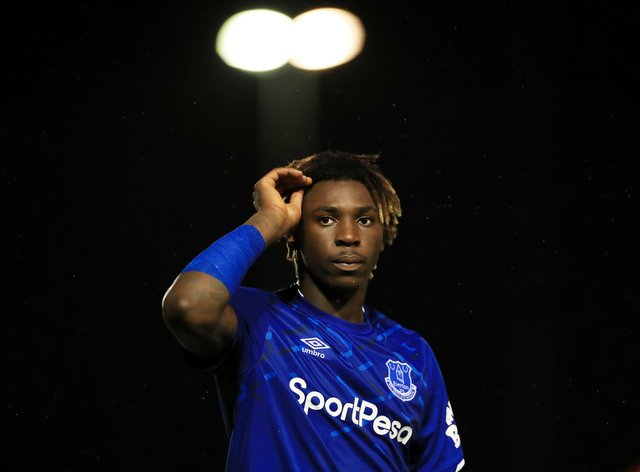 Kean's alleged actions were condemned by his Premier League club (PA Images)