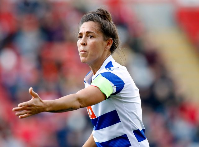 Fara Williams is among the players being furloughed (PA Images)