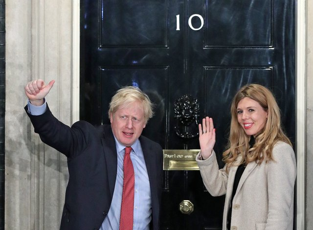 Boris Johnson 100 days in power