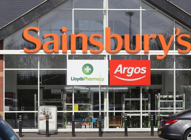 Sainsbury's financials