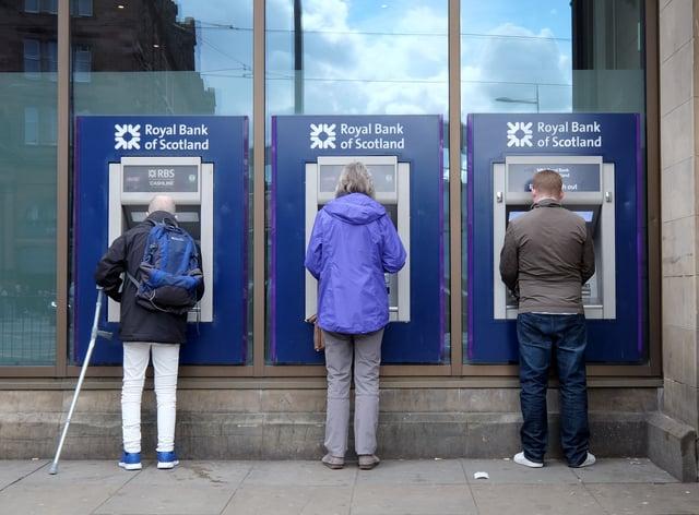 Royal Bank of Scotland profit