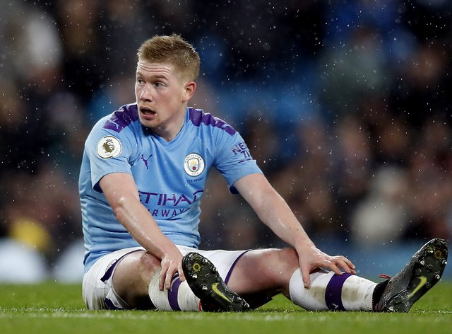 De Bruyne wants to play in the Champions League (PA Images)