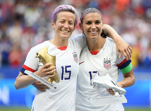 A judge threw out the team's equal pay case (PA Images)