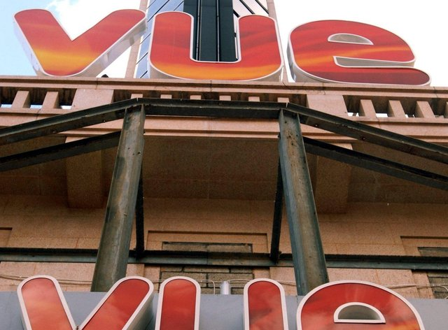 The Vue cinema in Leicester Square