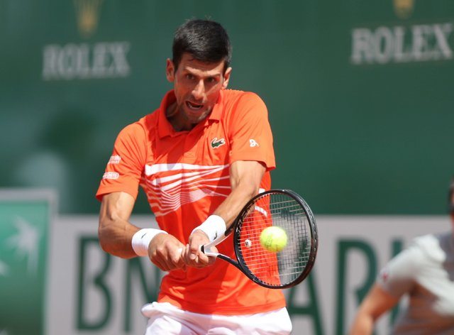 Djokovic has added more names to his tour