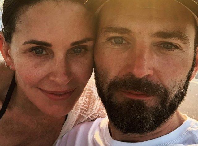 The couple have been together since 2013 (Instagram: Courtney Cox)