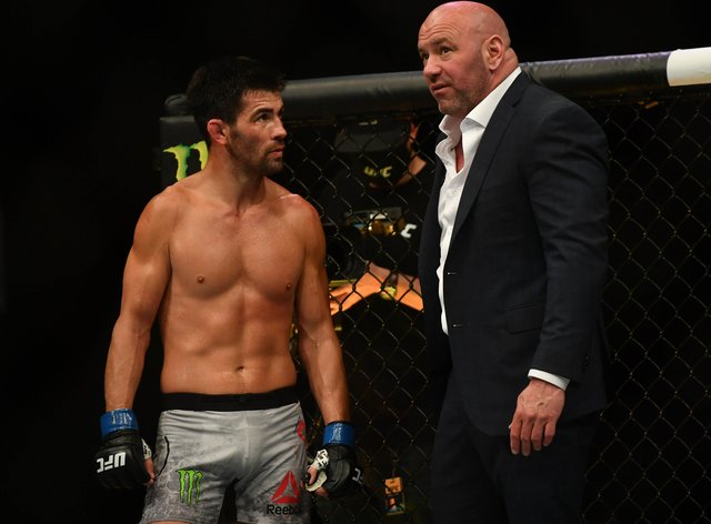White played an integral role in ensuring UFC 249 returned