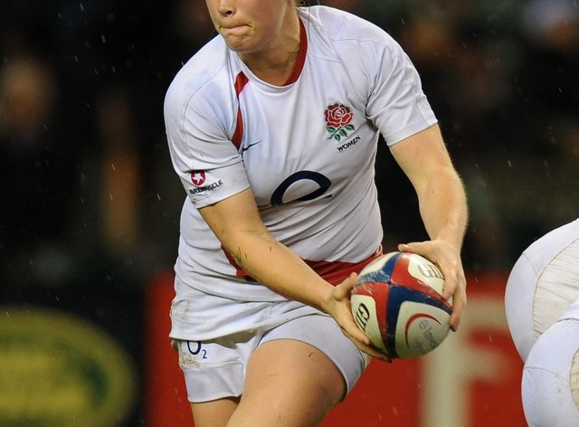 Spencer has said she feels for the two teams kicked out of the Premier 15s in these circumstances (PA Images)