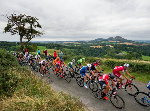 The Tour of Britain will not take place until September 2021 (PA Images)