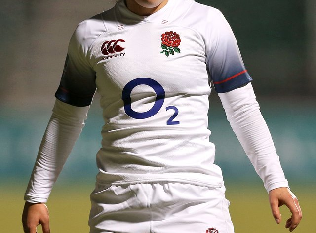 England fly-half Mattinson has signed for the Warriors (PA Images)