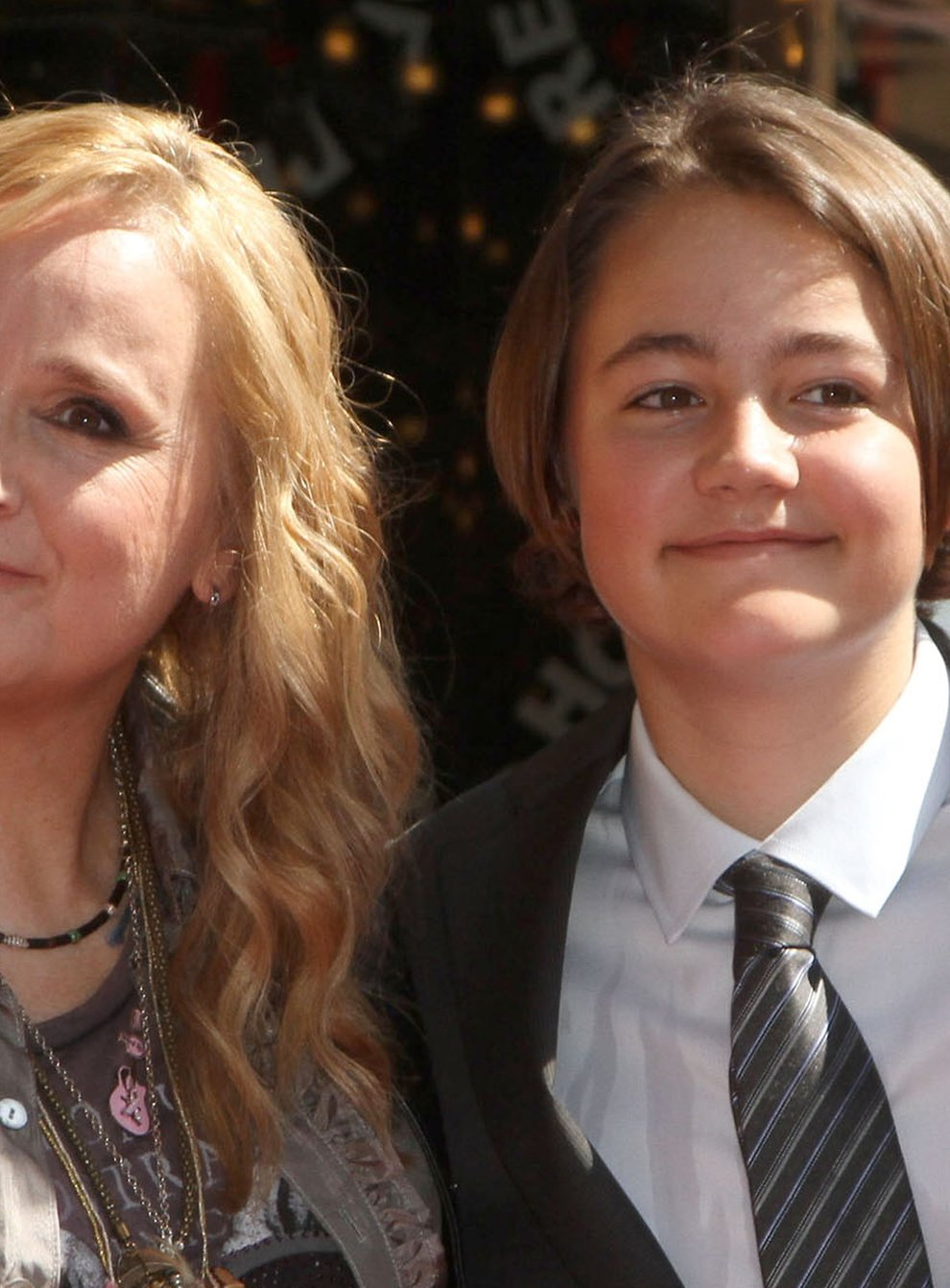 Melissa Etheridge has paid tribute to her son Beckett Cypher following his tragic death (PA Images)