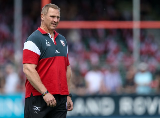 Ackermann has been at Gloucester for three years (PA Images)