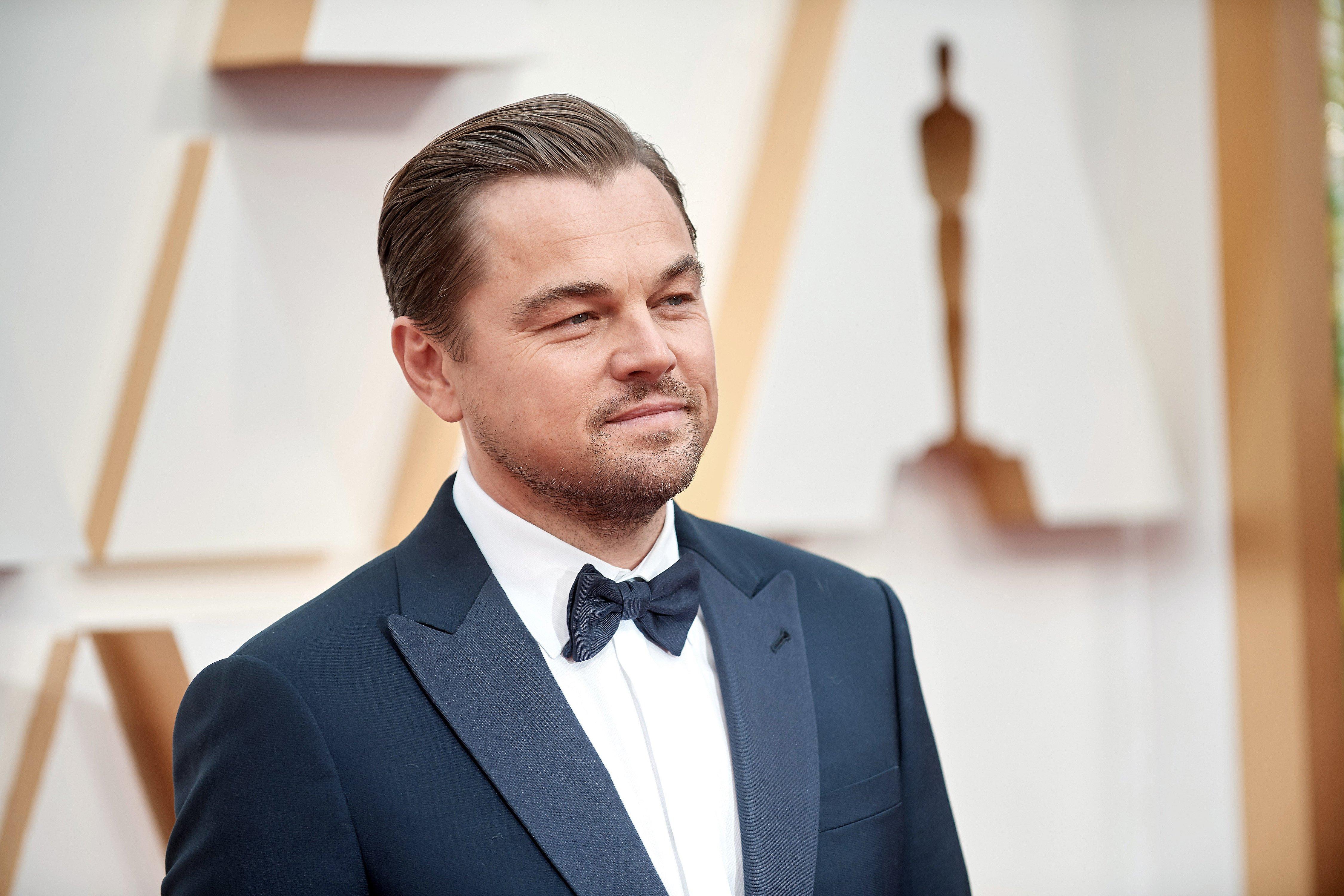 DiCaprio donates!