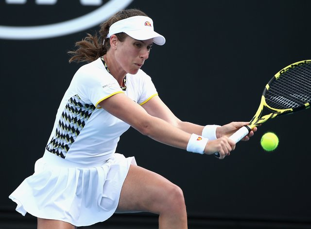 Konta supports the suggested merger of the ATP and WTA