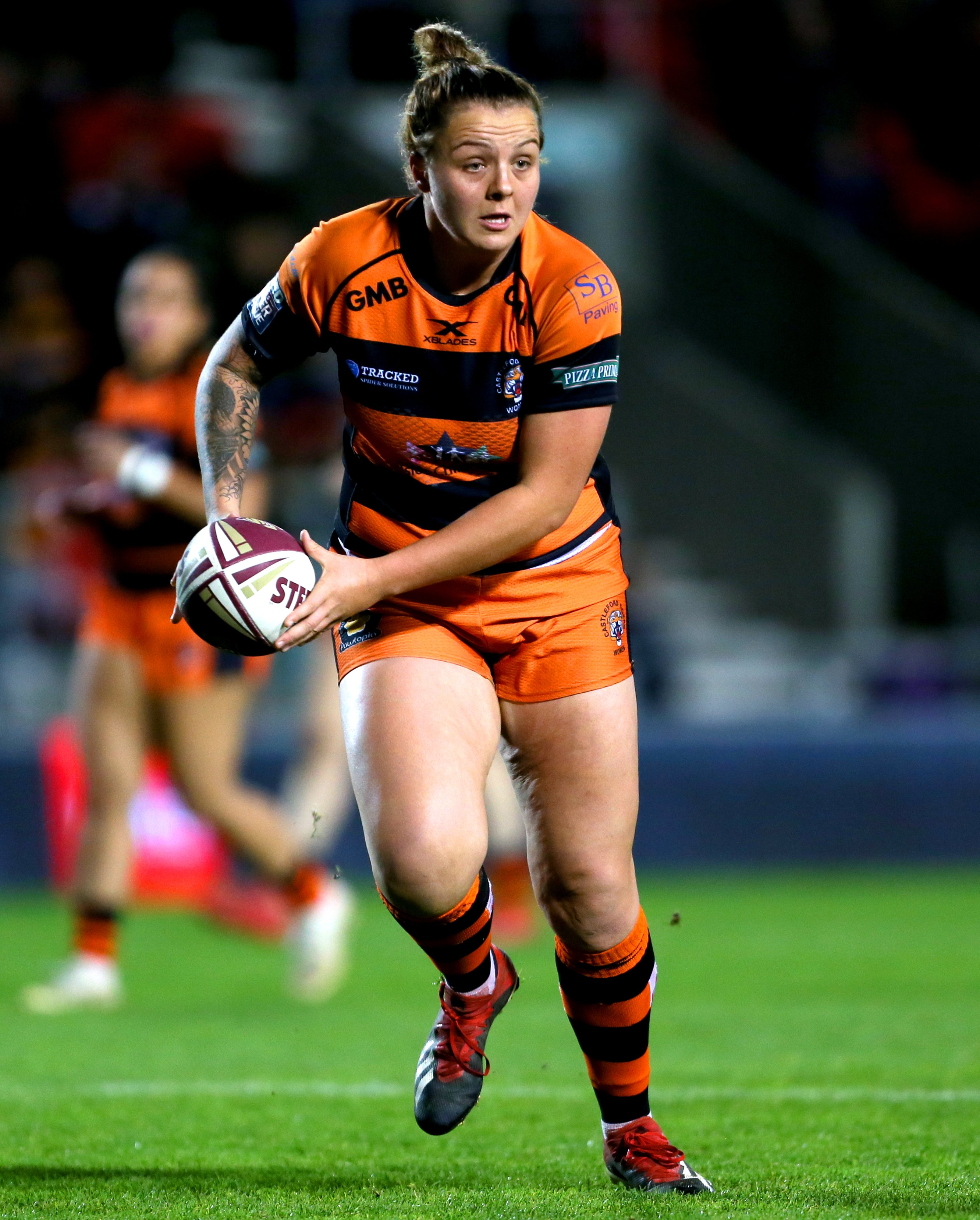 You are not alone: Castleford Tigers' Rhiannion Marshall has a message for people struggling with their mental health during lockdown
