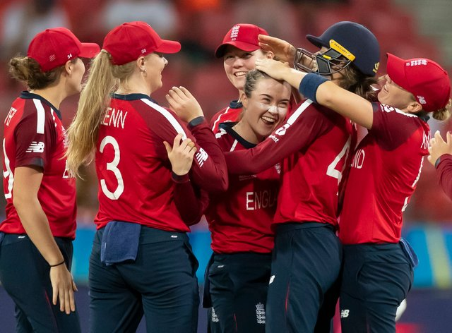 England Women last played at the World T20 in Australia in early March