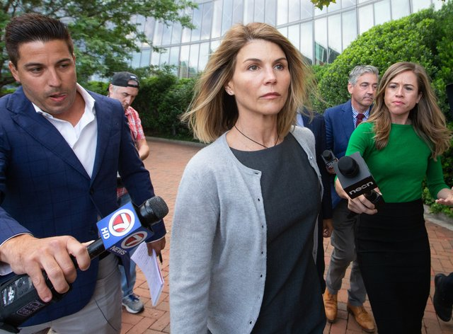 Loughlin will serve a prison term for her offences