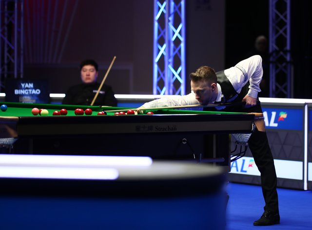 World champion Judd Trump will be among the players returning to the table from the beginnning of June
