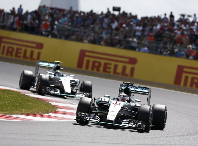The British GP is scheduled to take place on July 19