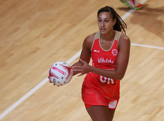 Geva was part of the England team that claimed a historic gold at the Commonwealth games in 2018