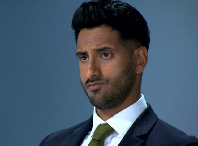 Daniel Elahi was a candidate on The Apprentice in 2018