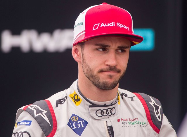 Daniel Abt was found cheating during a virtual race last weekend