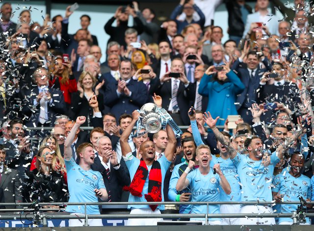 Manchester City will be looking to retain the trophy they lifted last season