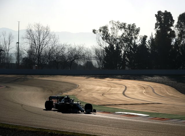 F1 teams have agreed to budget caps which will reduce spending in each of the next five seasons
