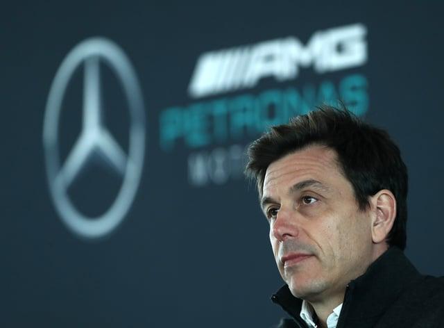 Mercedes AMG F1 W09 Launch – Silverstone