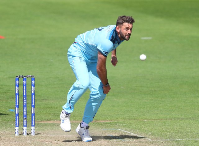 Plunkett played a key part in England's successful World Cup campaign last year