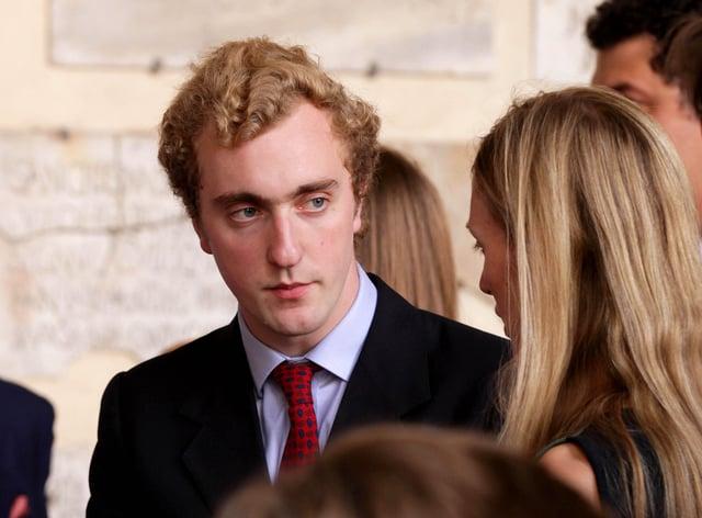 Prince Joachim, the nephew of Belgium's King Philippe, has tested positive for coronavirus