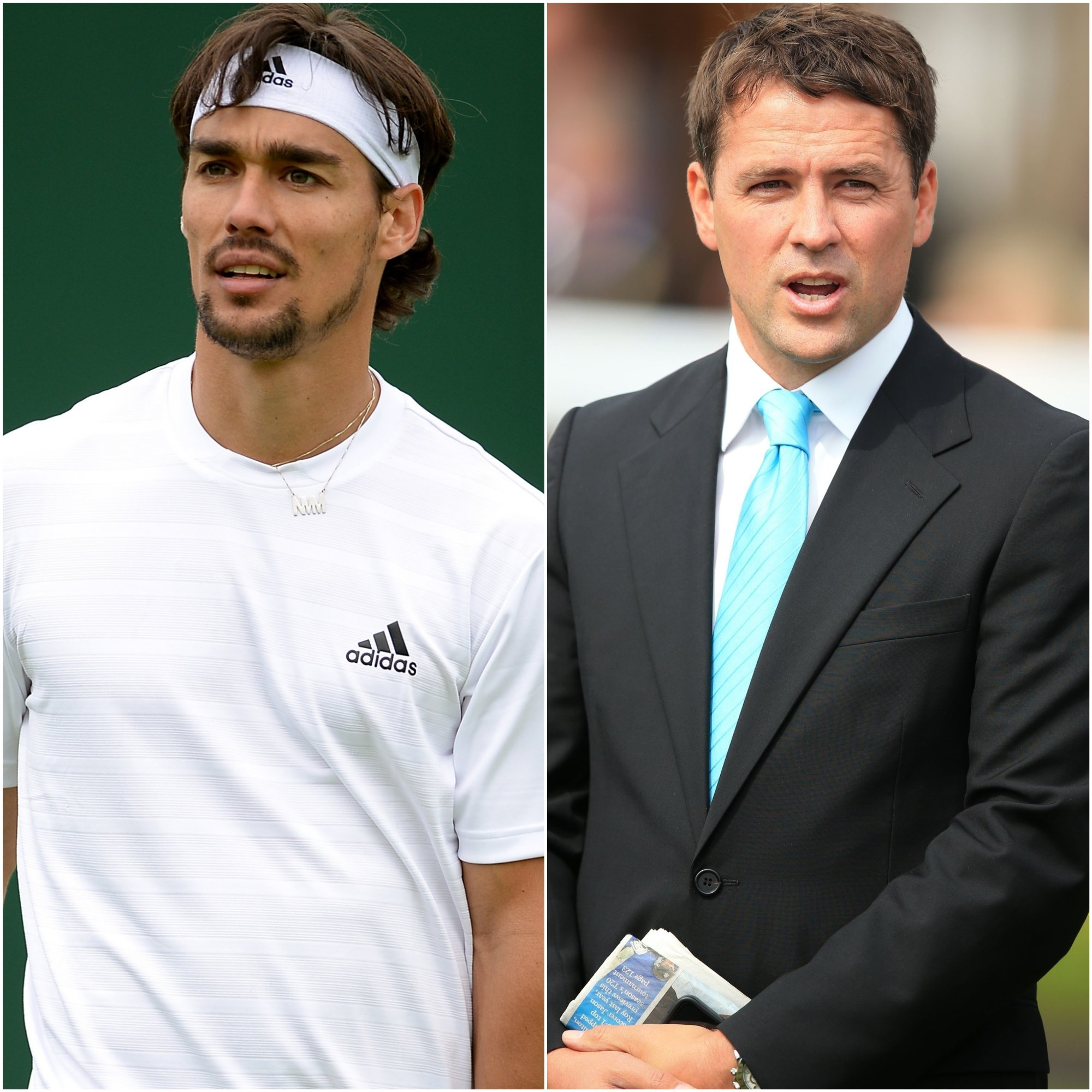 Fognini has surgery while Owen regrets biking – what sport stars did on Sunday
