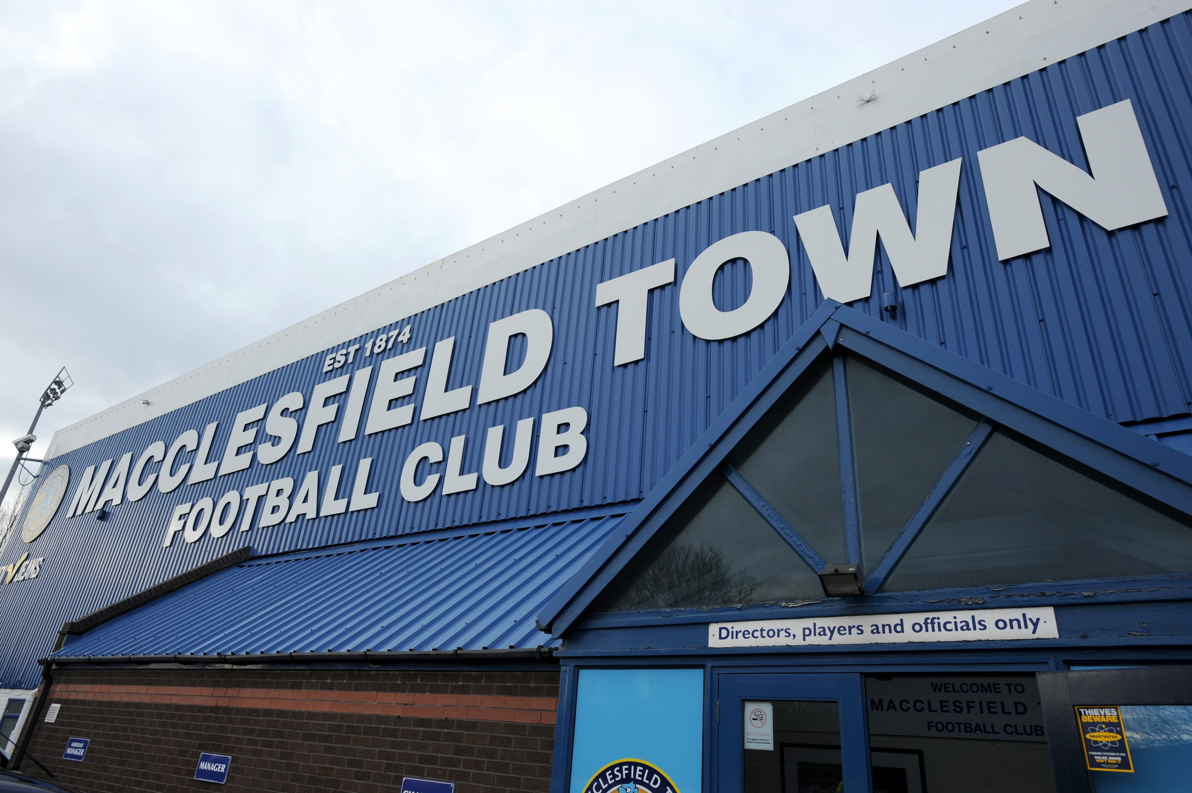 Macclesfield hit with further EFL misconduct charges over late payment of wages