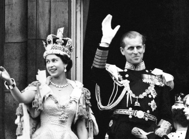 Coronation of Queen Elizabeth II