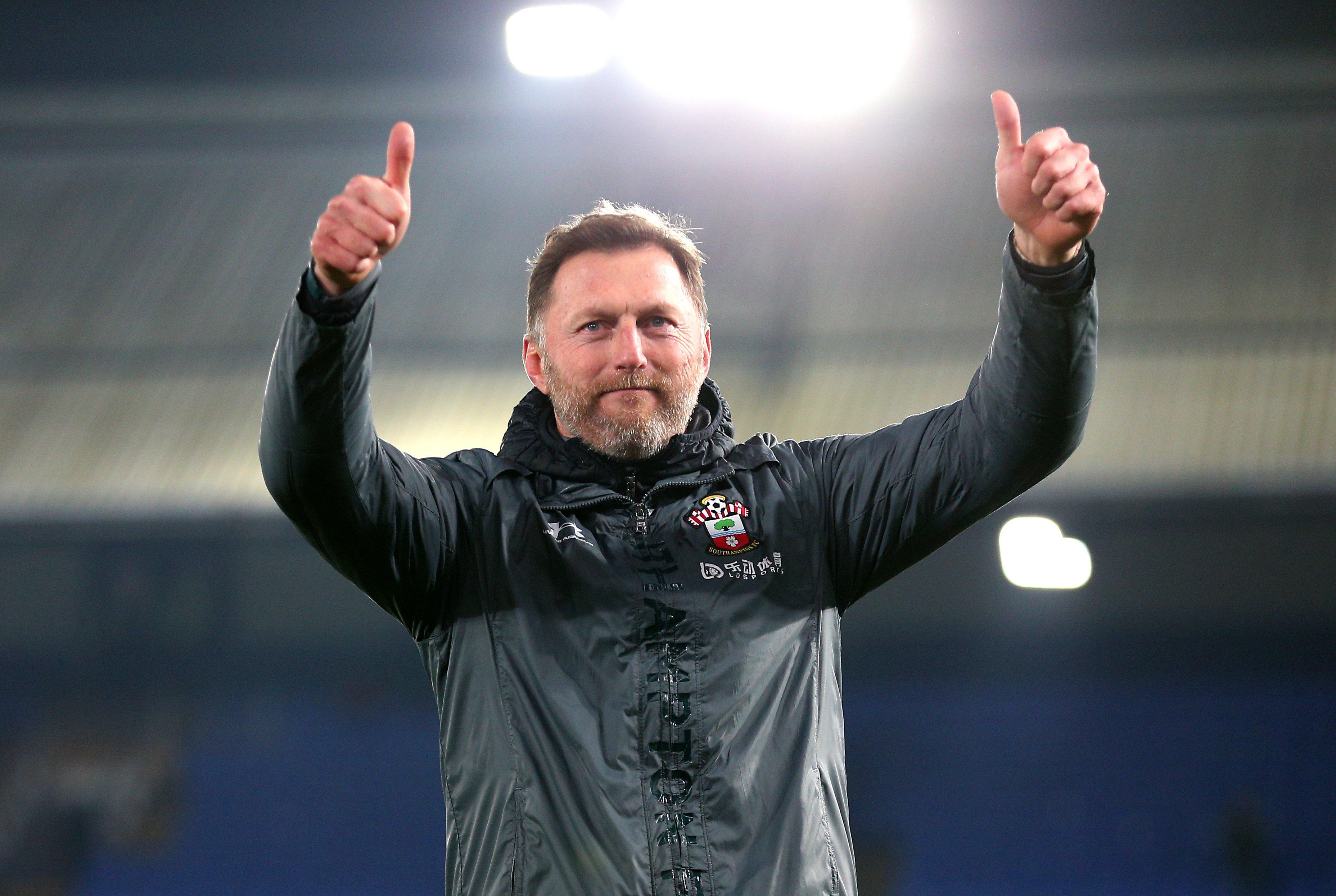 Hasenhuttl signs new Southampton deal
