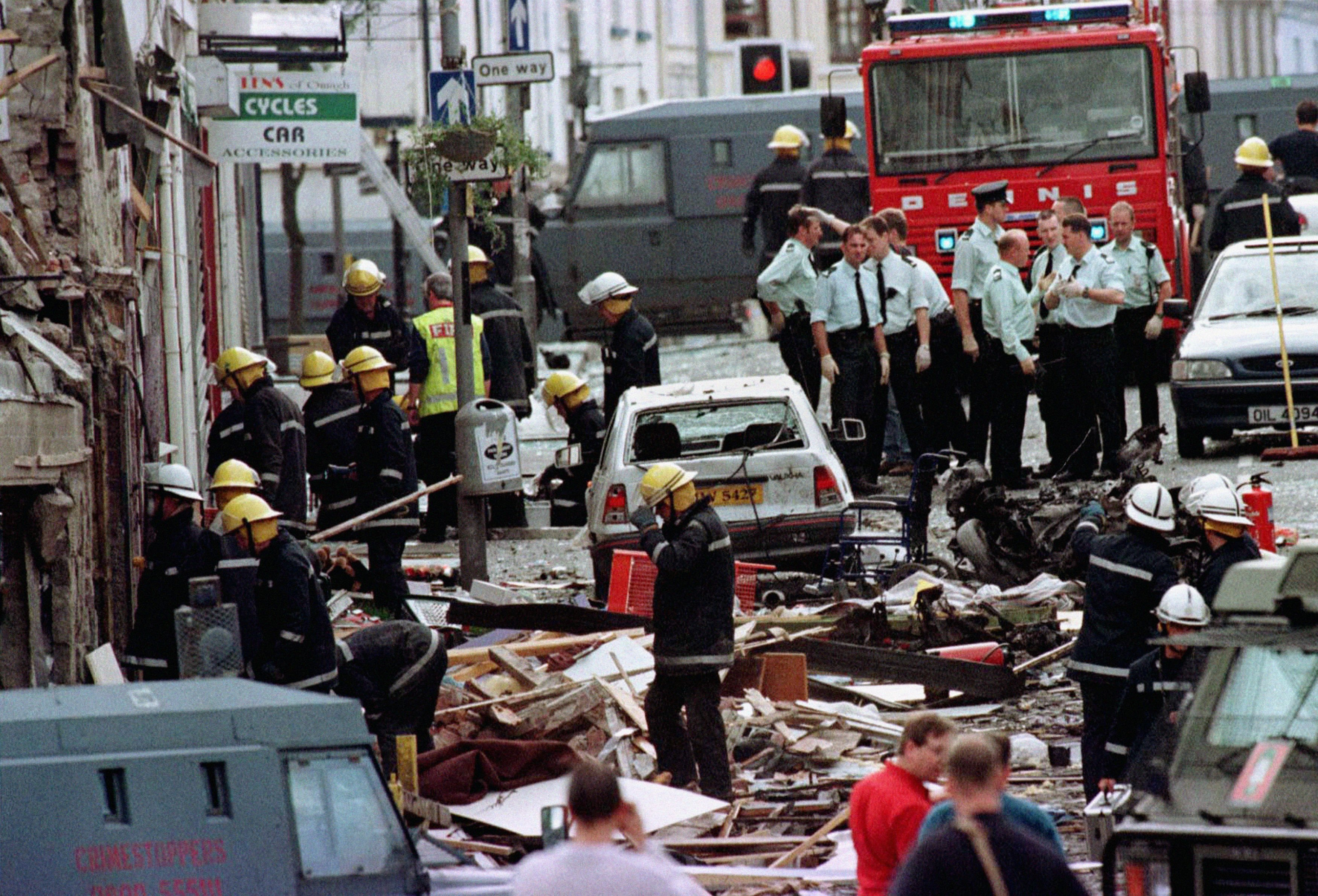 Immediate compensation payments to Troubles victims 'moral imperative'
