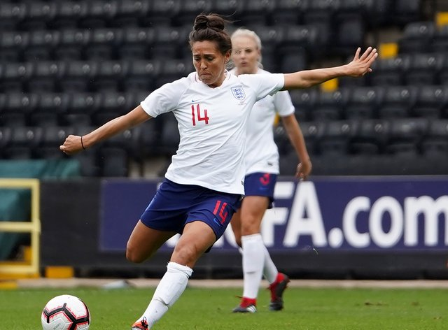Fara Williams,  England's most capped player, was 'hurt' by Phil Neville's comments