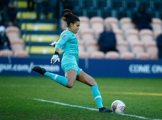 Keeper Morgan is one of four leaving the north London club when her contract expires