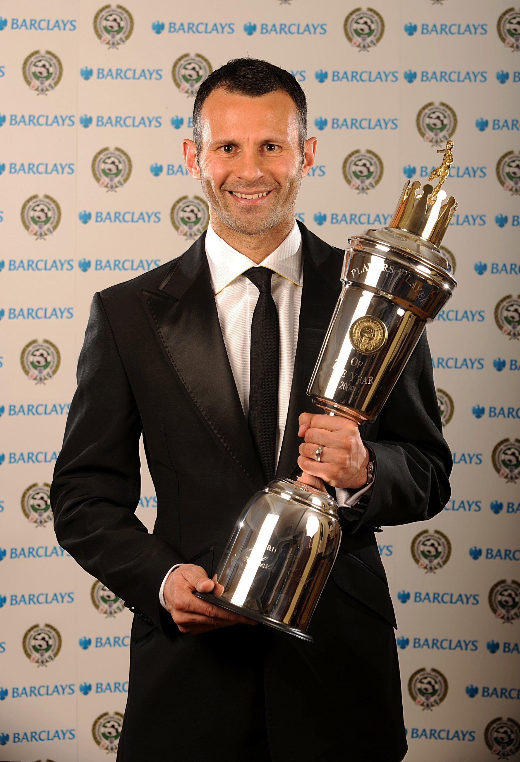 PFA Players' Player of the Year 2009 – Ryan Giggs